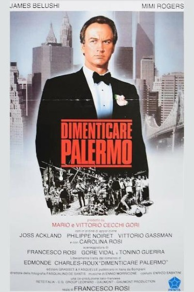 Caratula, cartel, poster o portada de Dimenticare Palermo