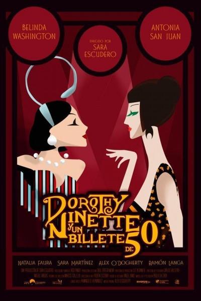 Caratula, cartel, poster o portada de Dorothy, Ninette y un billete de 50