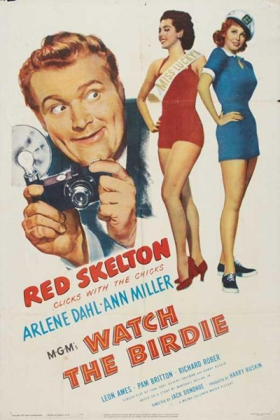 Caratula, cartel, poster o portada de Watch the Birdie