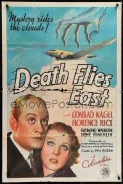 Caratula, cartel, poster o portada de Death Flies East