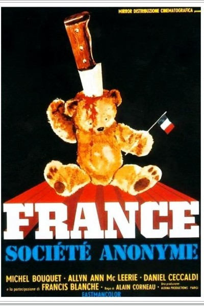 Caratula, cartel, poster o portada de France société anonyme