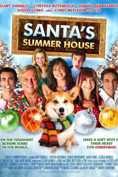 Caratula, cartel, poster o portada de Santa\'s Summer House