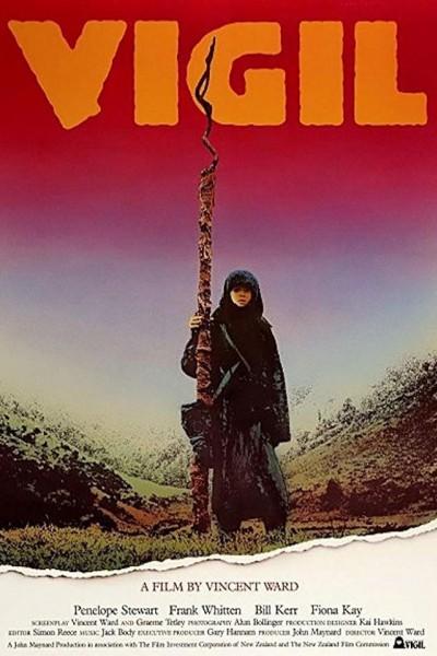 Caratula, cartel, poster o portada de Vigilia