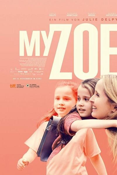 Caratula, cartel, poster o portada de My Zoe