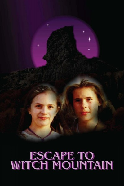 Caratula, cartel, poster o portada de La montaña embrujada