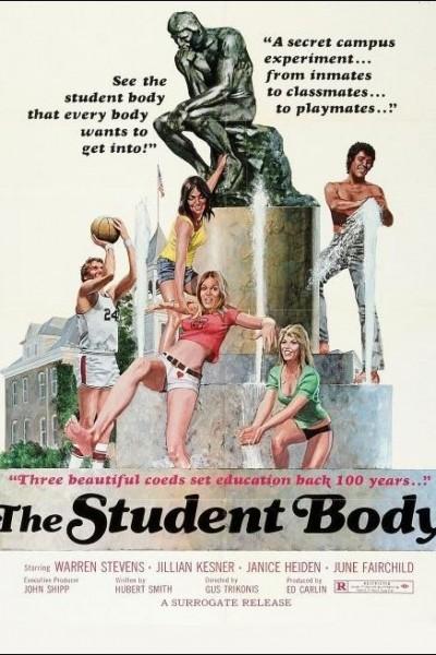 Caratula, cartel, poster o portada de The Student Body