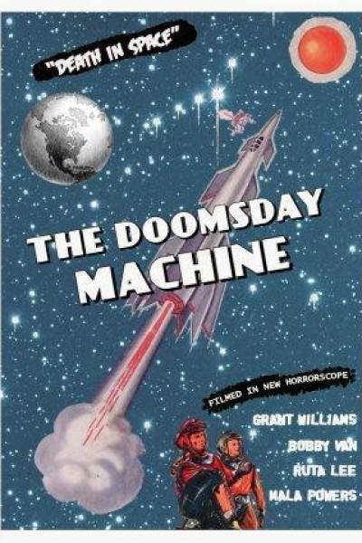 Caratula, cartel, poster o portada de Doomsday Machine
