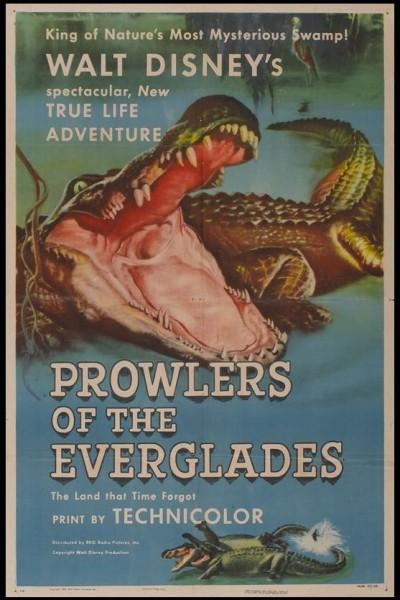 Caratula, cartel, poster o portada de Prowlers of the Everglades