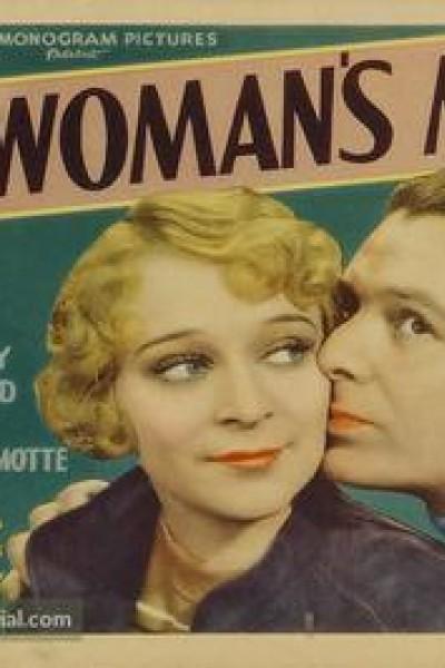 Caratula, cartel, poster o portada de A Woman\'s Man