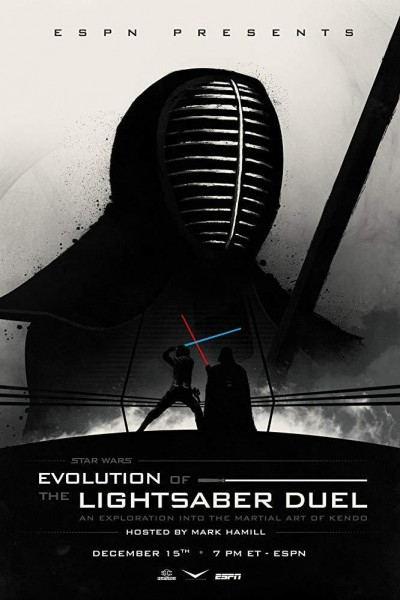 Caratula, cartel, poster o portada de Star Wars: Evolution of the Lightsaber Duel