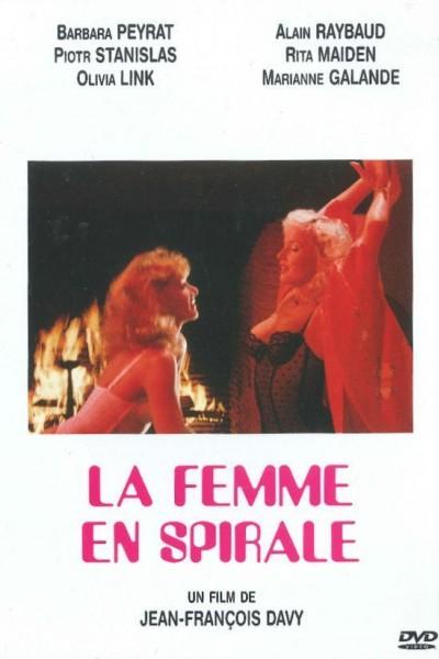 Caratula, cartel, poster o portada de La femme en spirale