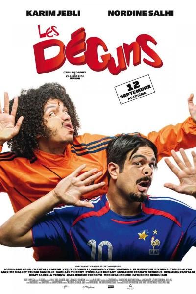 Caratula, cartel, poster o portada de Les Déguns