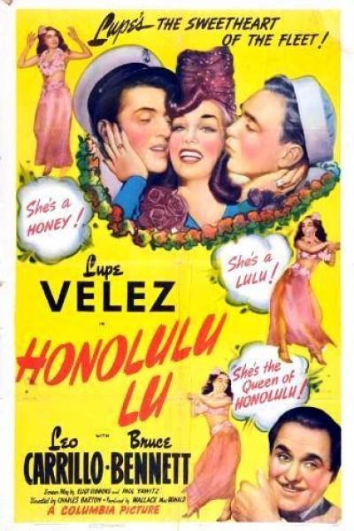 Caratula, cartel, poster o portada de Honolulu Lu