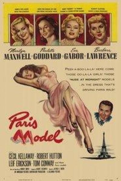 Caratula, cartel, poster o portada de Paris Model