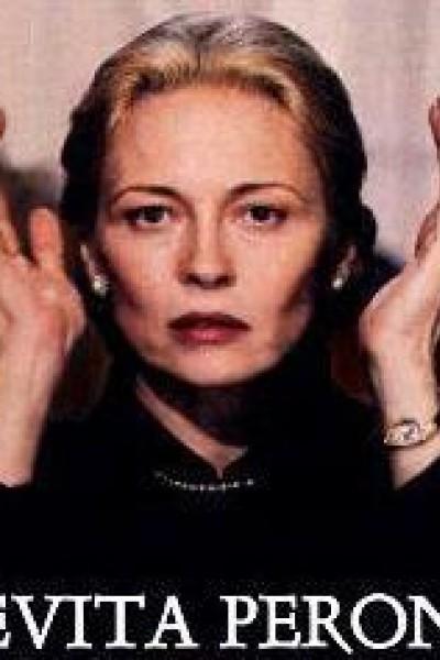 Caratula, cartel, poster o portada de Evita Peron