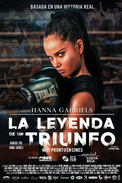 Caratula, cartel, poster o portada de Hanna Gabriels: La leyenda de un triunfo