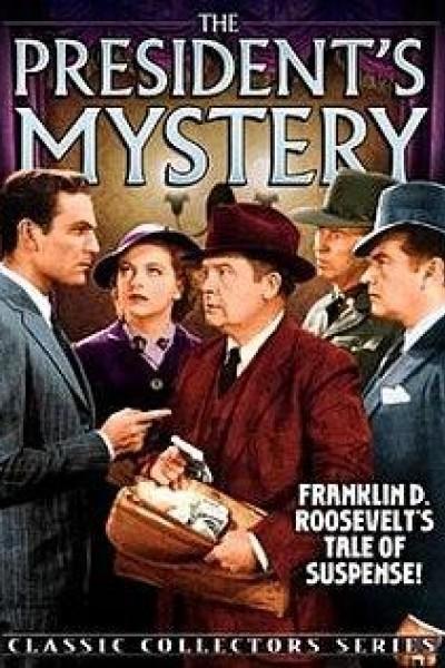 Caratula, cartel, poster o portada de The President\'s Mystery