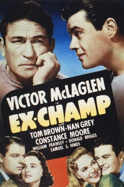 Caratula, cartel, poster o portada de Ex-Champ