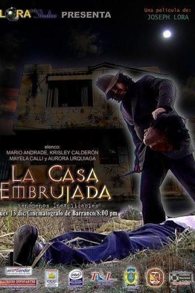 Caratula, cartel, poster o portada de La casa embrujada