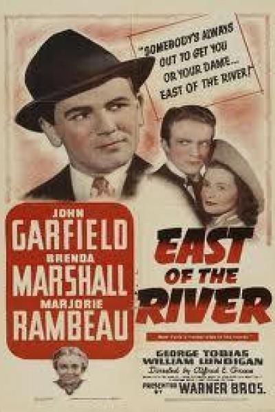 Caratula, cartel, poster o portada de East of the River