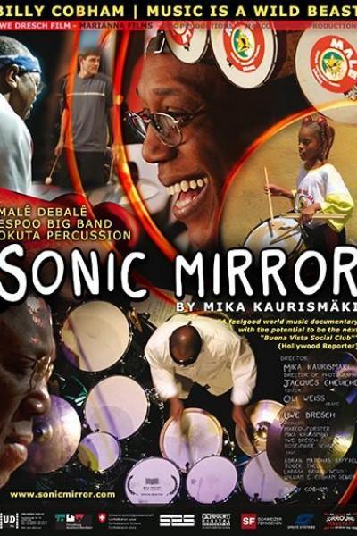 Caratula, cartel, poster o portada de Sonic Mirror