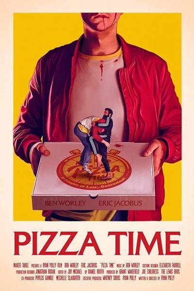 Caratula, cartel, poster o portada de Pizza Time