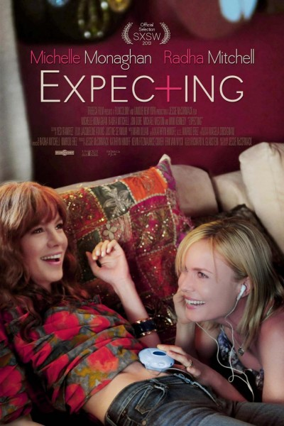 Caratula, cartel, poster o portada de Expecting