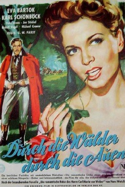 Caratula, cartel, poster o portada de Los bosques de mis sueños