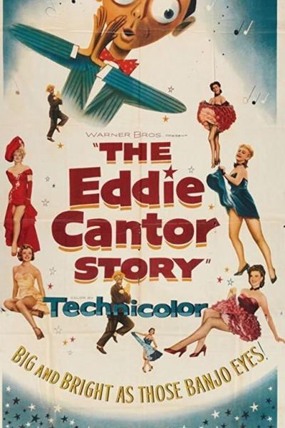 Caratula, cartel, poster o portada de The Eddie Cantor Story