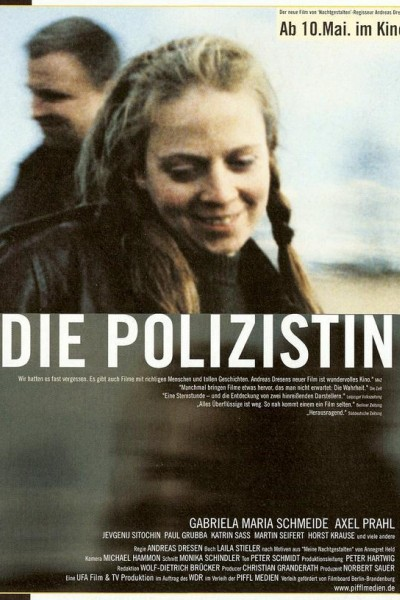 Caratula, cartel, poster o portada de La policía