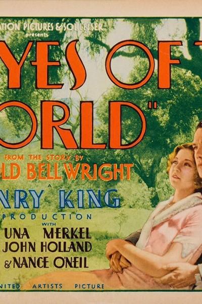 Caratula, cartel, poster o portada de Los ojos del mundo
