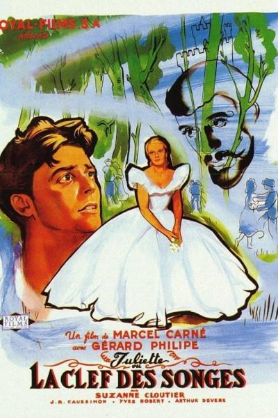 Caratula, cartel, poster o portada de Juliette o La llave de los sueños