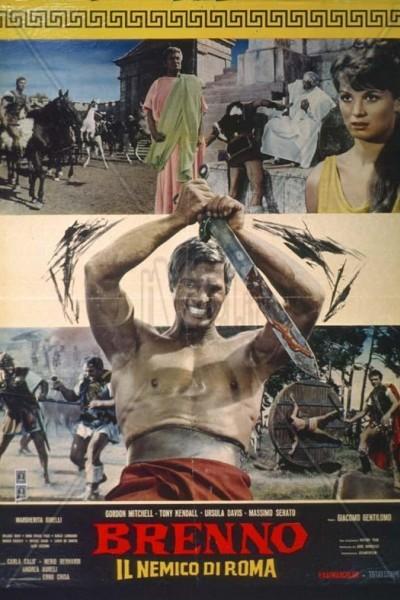 Caratula, cartel, poster o portada de El guerrero invencible