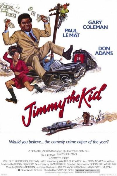 Caratula, cartel, poster o portada de Jimmy the Kid