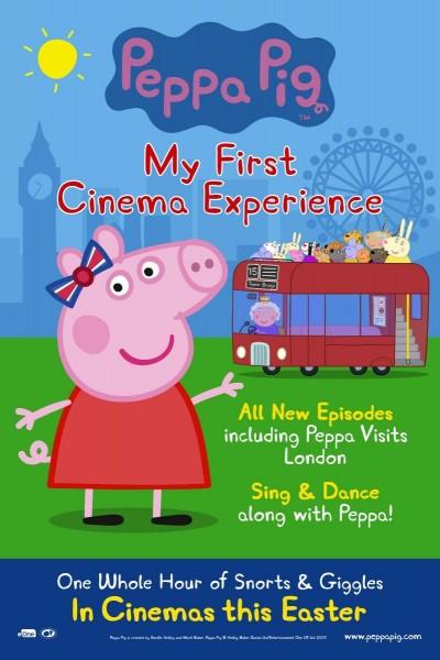 Caratula, cartel, poster o portada de Peppa Pig: My First Cinema Experience