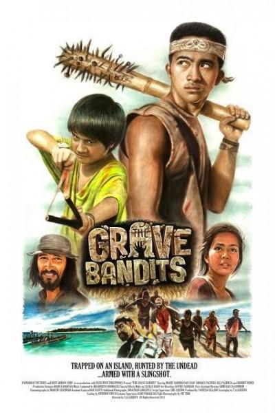 Caratula, cartel, poster o portada de The Grave Bandits