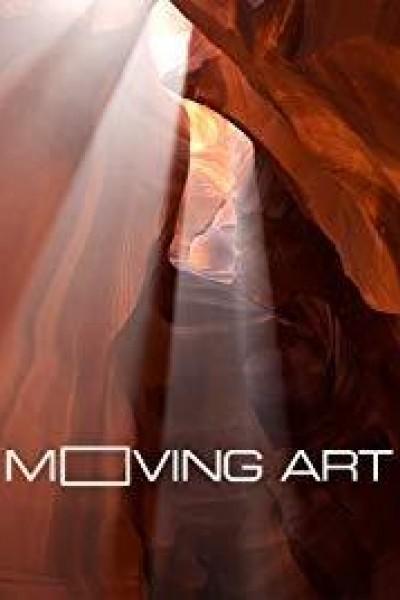 Caratula, cartel, poster o portada de Moving Art