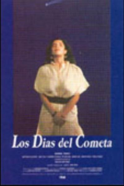 Caratula, cartel, poster o portada de Los días del cometa