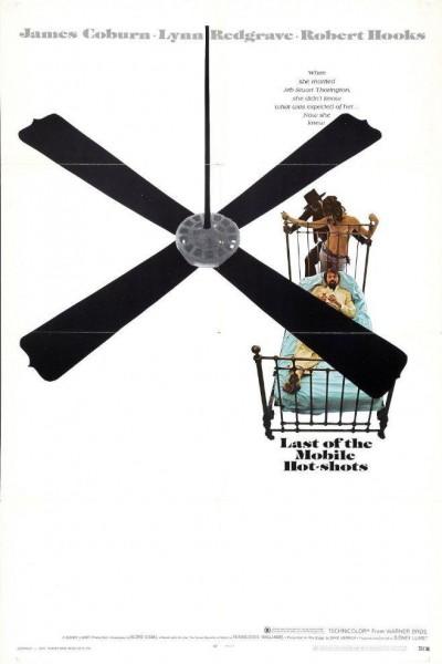 Caratula, cartel, poster o portada de The Last of the Mobile Hot Shots