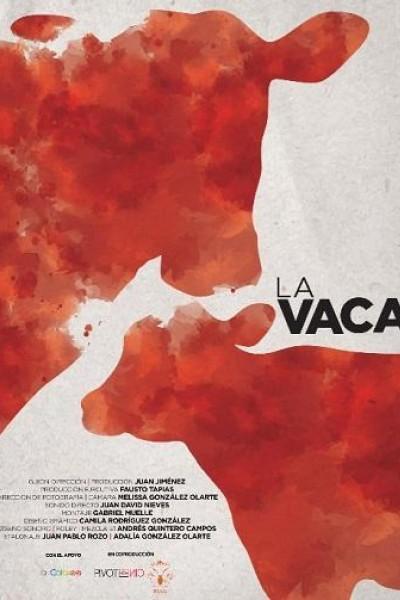 Caratula, cartel, poster o portada de La vaca