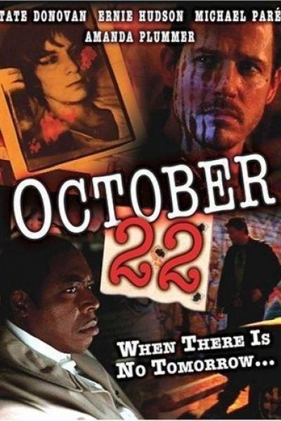 Caratula, cartel, poster o portada de October 22