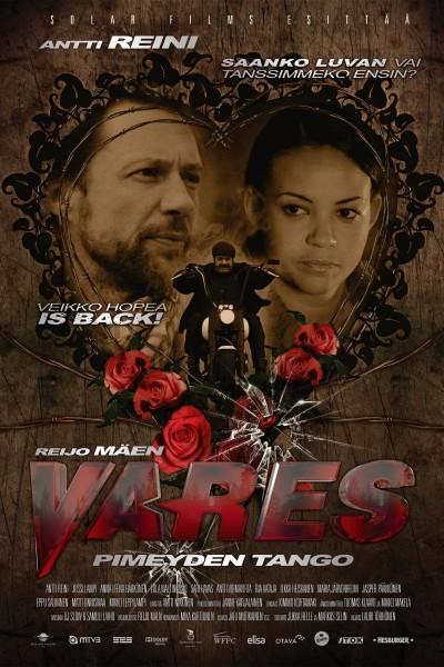 Caratula, cartel, poster o portada de Vares - Pimeyden tango