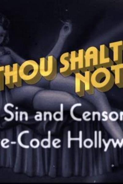 Caratula, cartel, poster o portada de Hollywood prohibido: sexo, pecado y censura