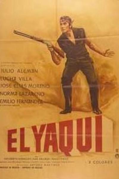 Caratula, cartel, poster o portada de El Yaqui