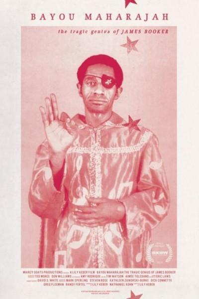 Caratula, cartel, poster o portada de Bayou Maharajah: The Tragic Genius of James Booker