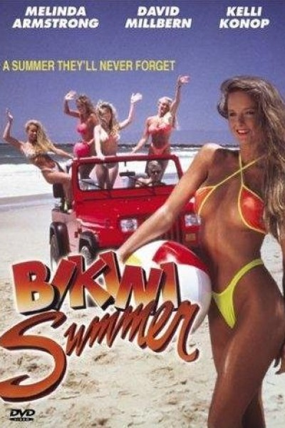 Caratula, cartel, poster o portada de Bikini Summer