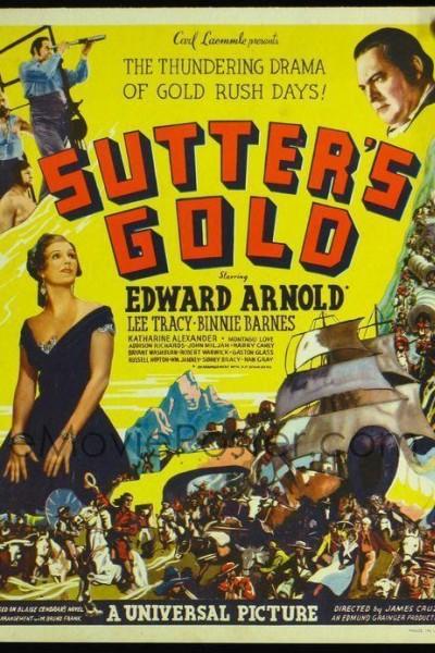 Caratula, cartel, poster o portada de Oro en el Pacífico