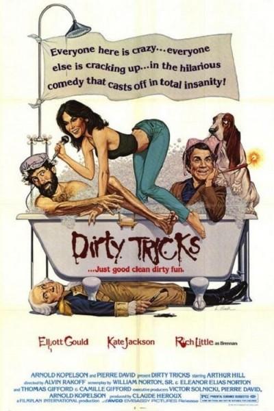 Caratula, cartel, poster o portada de Dirty Tricks