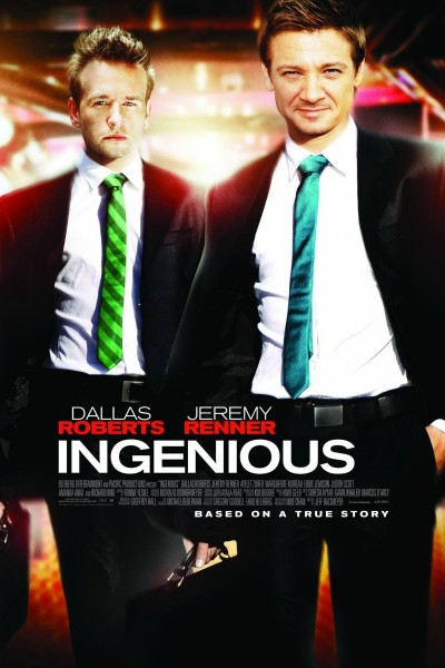 Caratula, cartel, poster o portada de Ingenious