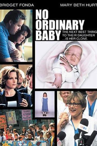 Caratula, cartel, poster o portada de Un bebé extraordinario